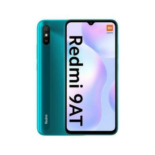 Xiaomi Redmi 9At Peacock green 32Gb