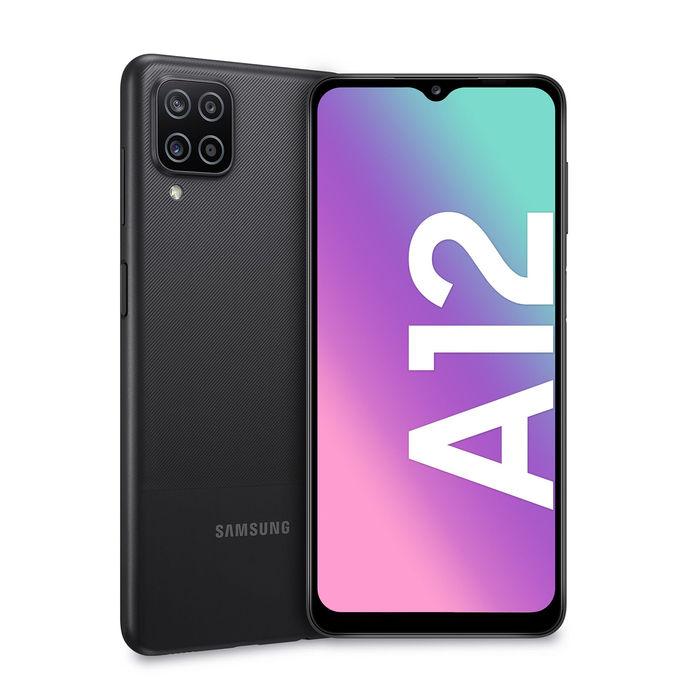 SAMSUNG Galaxy A12 128GB Black